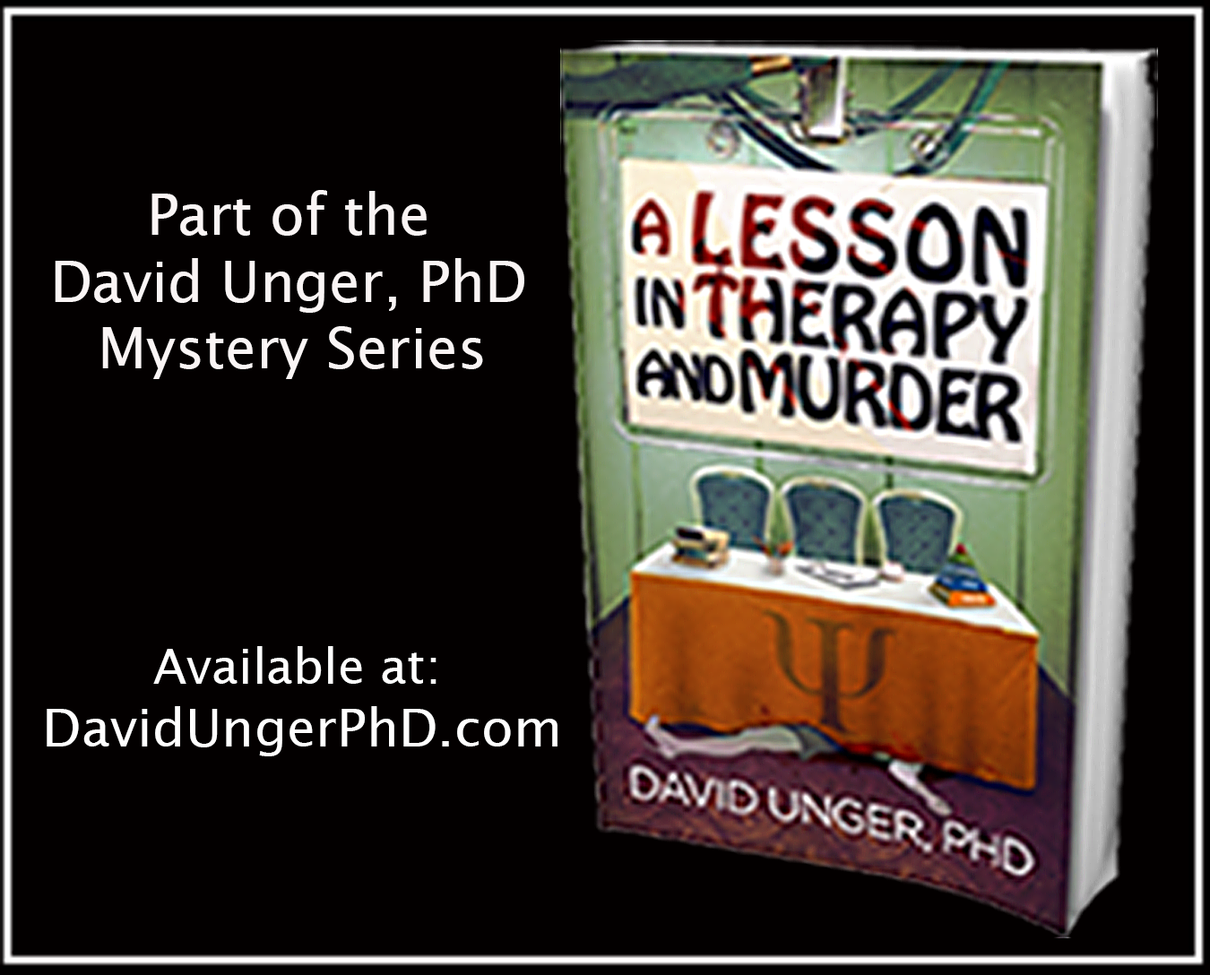 A Lesson in Therapy and Murder
