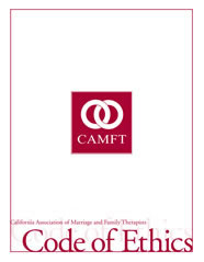 CAMFT Code of Ethics